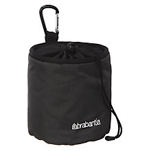 Buy Brabantia Peg Bag, Black Online at johnlewis.com