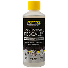 Buy Kilrock Big K Multi Purpose Descaler, Black, 400ml Online at johnlewis.com
