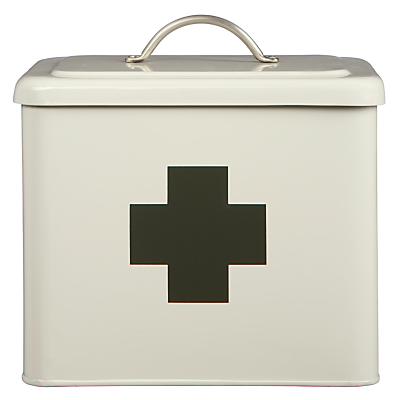 Garden Trading First Aid Box, Chalk