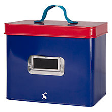 Buy Joules Storage Tin, Small Online at johnlewis.com