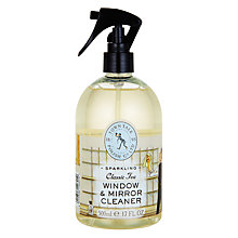 Buy Town Talk Classic Tea Window & Mirror Cleaner, 500ml Online at johnlewis.com