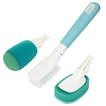 Buy Quirky Groove Multifunction Dish Washer Brush Online at johnlewis.com