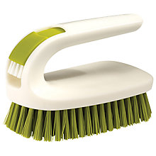 Buy Joseph Joseph Twin Scrub 2 in 1 Scrubbing Brush Online at johnlewis.com