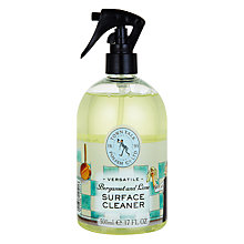 Buy Town Talk Versatile Bergamot & Lime Surface Cleaner, 500ml Online at johnlewis.com