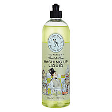 Buy Town Talk Superior Lime & Basil Washing Up Liquid, 500ml Online at johnlewis.com