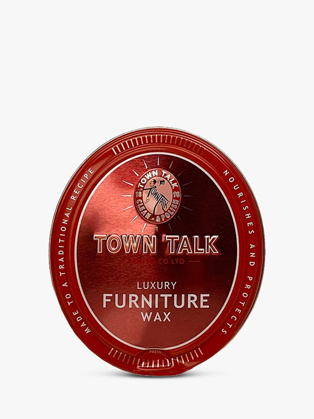 Town Talk Town Talk Luxury Furniture Wax, 150g