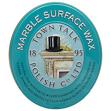 Buy Town Talk Marble Wax, 150g Online at johnlewis.com