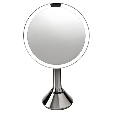 Buy simplehuman Sensor Lighted Vanity Mirror Online at johnlewis.com