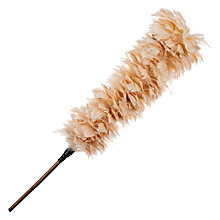 Buy John Lewis Bamboo and Feather Duster Online at johnlewis.com