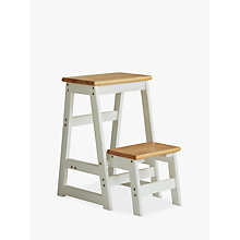 Buy John Lewis Wooden Step Stool Online at johnlewis.com