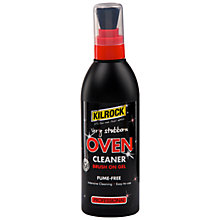 Buy Kilrock Oven Brush-On Gel Cleaner, 250ml Online at johnlewis.com