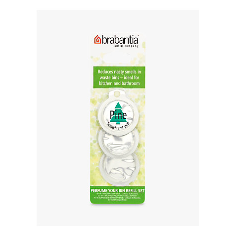Buy Brabantia Perfume Your Bin Refill, Pine Online at johnlewis.com