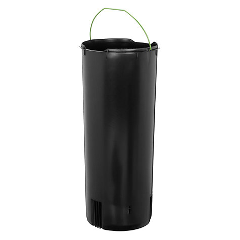 Buy Brabantia Retro Pedal Bin, Mineral Blue, 30L Online at johnlewis.com