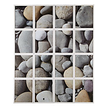 "Buy Umbra Multi-aperture Vista Photo Display, White, 16 Photo, 8 x 10"" (20 x 25cm) Online at johnlewis.com"