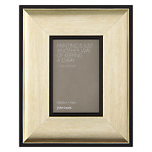 "Buy John Lewis Sloane Photo Frame, Gold, 4 x 6"" (10 x 15cm) Online at johnlewis.com"