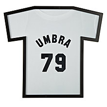 Buy Umbra T-frame T-Shirt Display, Black Online at johnlewis.com