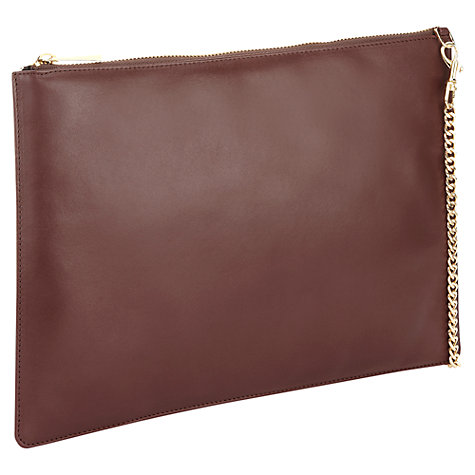 Buy Whistles Rivington Chain Pouch Handbag Online at johnlewis.com