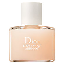 Buy Dior Crème Abricot Nail Polish Remover, 50ml Online at johnlewis.com