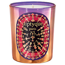 Buy Diptyque Encens Des Indes Christmas Candle, 190g Online at johnlewis.com