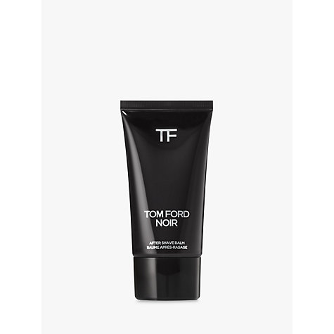 Buy TOM FORD Noir Aftershave Balm, 75ml Online at johnlewis.com