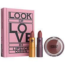 Buy Lipstick Queen Look Of Love Set Online at johnlewis.com