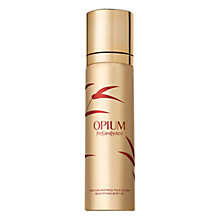 Buy Yves Saint Laurent Opium Beautifying Body Oil, 100ml Online at johnlewis.com