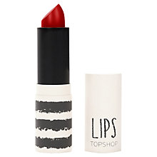 Buy TOPSHOP Lips - Creamy Online at johnlewis.com