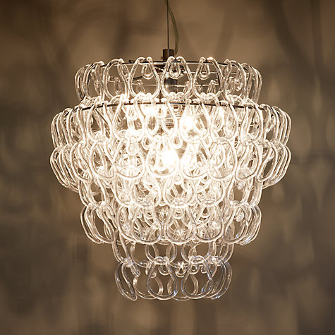Buy John Lewis Othello Loops Ceiling Pendant Online at johnlewis.com