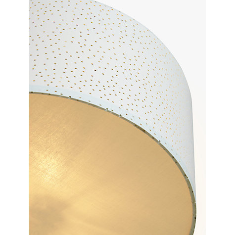 Buy John Lewis Easy-to-fit Alice Starry Sky Ceiling Shade Online at johnlewis.com