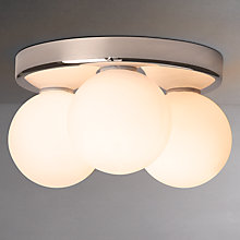 Buy John Lewis Harlow Bathroom Ceiling Light Online at johnlewis.com