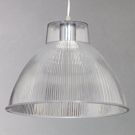 Buy John Lewis The Basics Epp Regan Pendant Ceiling Light Online at johnlewis.com