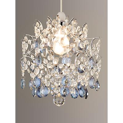 John Lewis Easy-to-fit Baroque Ceiling Pendant Shade