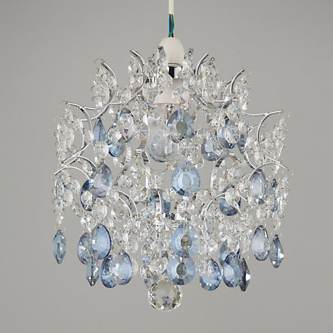 Buy John Lewis Easy-to-fit Baroque Ceiling Pendant Shade Online at johnlewis.com