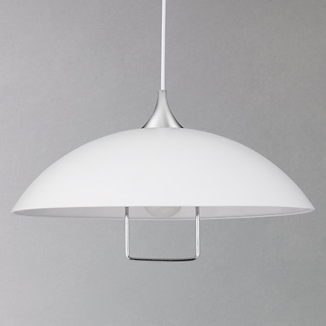 Buy House by John Lewis Toby Rise and Fall Ceiling Pendant Online at johnlewis.com