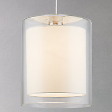 Buy House by John Lewis Wayward Single Pendant Online at johnlewis.com