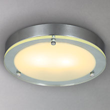 Buy Astro Takko Bathroom Flush Ceiling Light Online at johnlewis.com