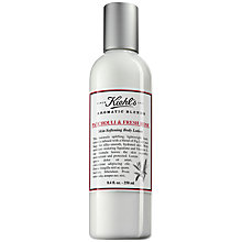 Buy Kiehl's Patchouli & Fresh Rose Skin Softening Body Lotion, 250ml Online at johnlewis.com