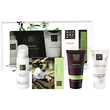 Buy Rituals Time Out Bodycare Gift Set Online at johnlewis.com