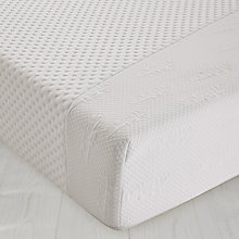 Buy Tempur Cloud 21 Mattress, Super Kingsize Online at johnlewis.com