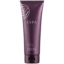 Buy ESPA Energising Shower Gel, 200ml Online at johnlewis.com