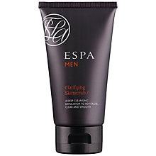 Buy ESPA Men's Clarifying Skinscrub, 70ml Online at johnlewis.com