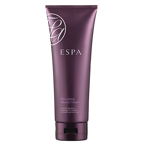 Buy ESPA Nourishing Shower Cream, 200ml Online at johnlewis.com