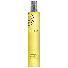 Buy ESPA Detoxifying Body Oil, 100ml Online at johnlewis.com