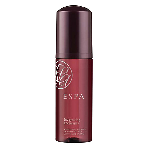 Buy ESPA Men's Invigorating Facewash, 150ml Online at johnlewis.com
