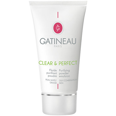 Buy Gatineau Purifying Powder Emulsion, 50ml Online at johnlewis.com