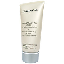 Buy Gatineau Anti-Ageing Gommage Cream Exfoliator, 75ml Online at johnlewis.com