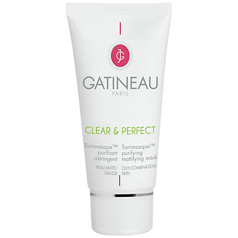 Buy Gatineau Purifying Tonimasque, 75ml Online at johnlewis.com