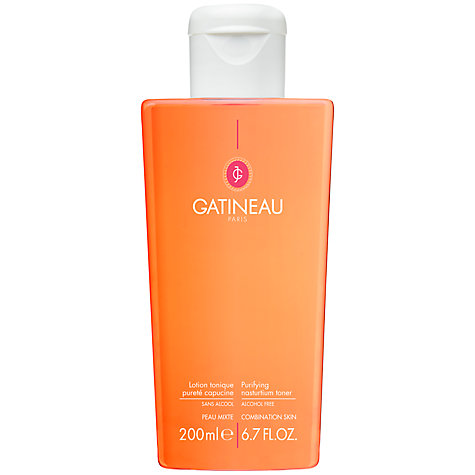 Buy Gatineau Purifying Nasturtium Toner, 200ml Online at johnlewis.com