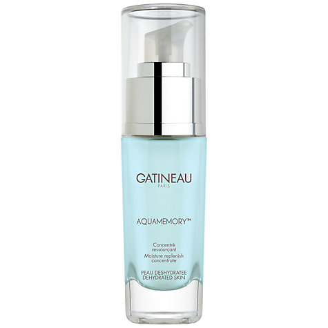 Buy Gatineau Aquamemory Moisture Replenish Concentrate, 30ml Online at johnlewis.com