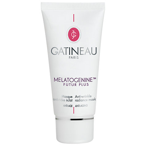 Buy Gatineau Futur Plus Anti-Wrinkle Radiance Mask, 75ml Online at johnlewis.com